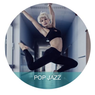 Solotanz Pop Jazz Jugendliche
