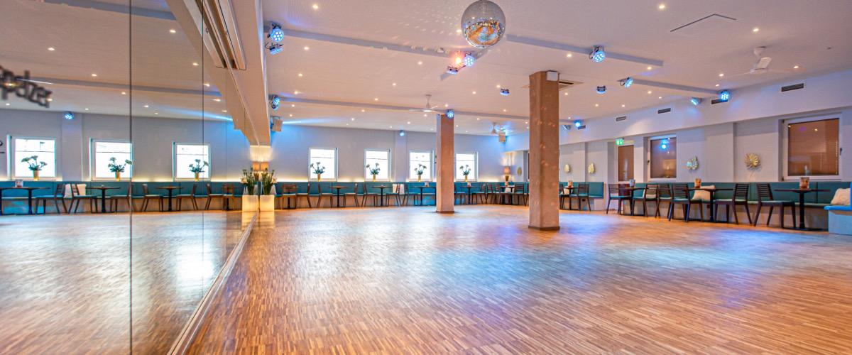 Tanzsaal 1 Tanzschule Pelzer