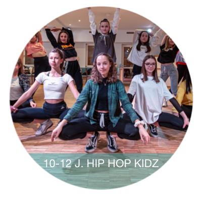 Solotanz Hip Hop Kinder 10-12 J.