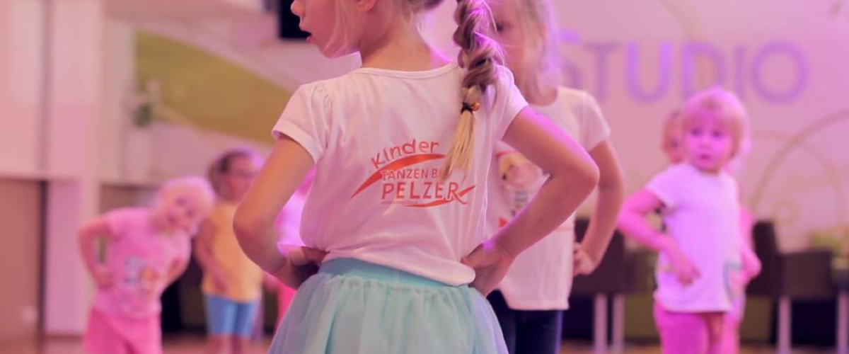 Kindertanzkurs Tanzschule Pelzer