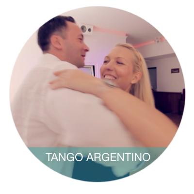 Szenetanz Tango